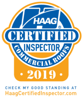 Haag Commercial Roofs Inspector